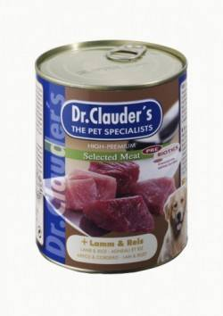 Dr. Clauder - Prebiotics ( optimale Darmflora ) High Premium Selected Meat