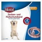 Ungezieferhalsband für Hunde 66cm (braun)